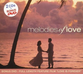 Melodies of Love [2-CD/1-DVD] (2-CD)