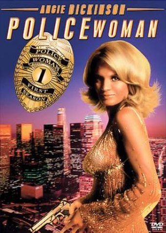 Police Woman - Complete 1st Season (5-DVD)