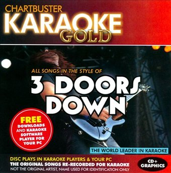 Karaoke Gold: In the Style of 3 Doors Down