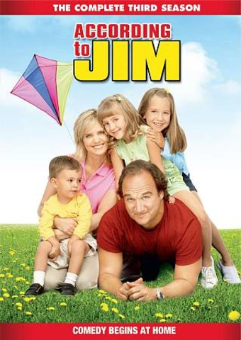According to Jim - Season 3 (4-DVD)