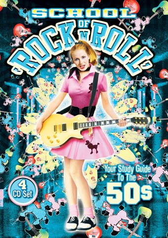 School of Rock & Roll - The 50s (4-CD)