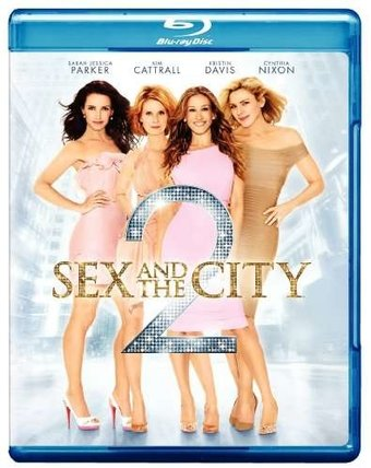 Sex and the City 2 (Blu-ray + DVD)