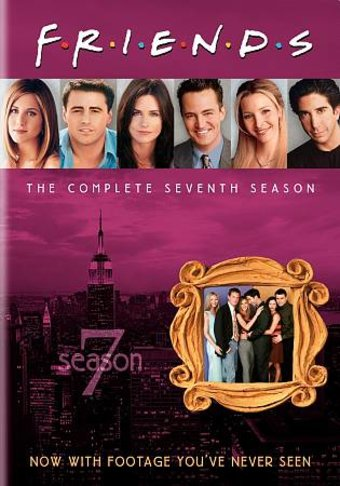 Friends - Complete 7th Season (4-DVD)