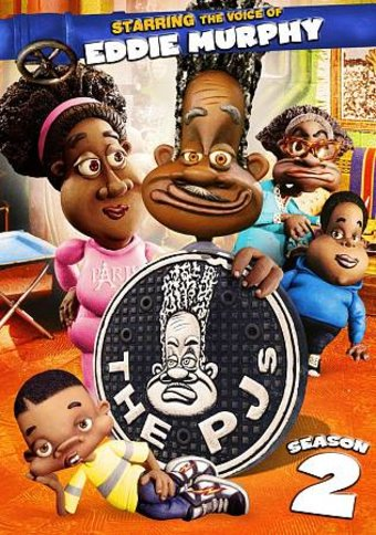 The PJs - Season 2 (2-DVD)