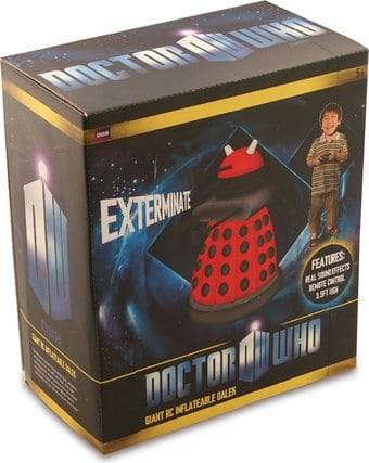Doctor Who - Inflatable Dalek