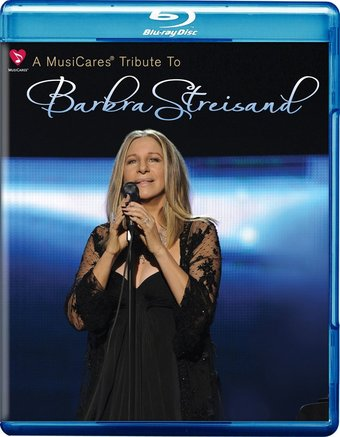 A MusiCares Tribute to Barbra Streisand (Blu-ray)