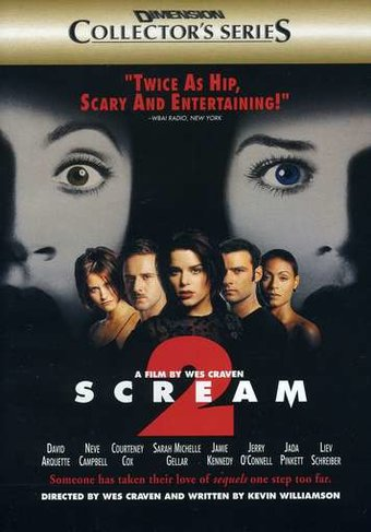 Scream 2 (Deluxe Collector's Series)