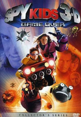 Spy Kids 3: Game Over (Includes both 2-D & 3-D