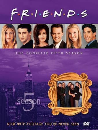 Friends - Complete 5th Season (4-DVD)