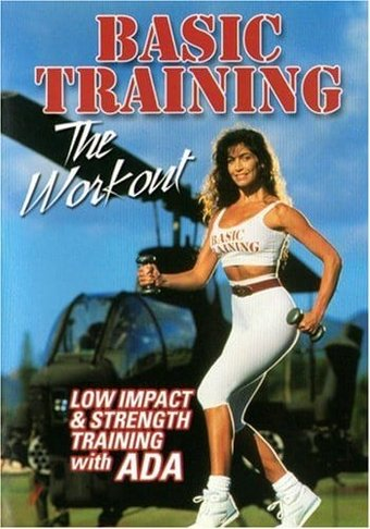 Basic Training With Ada: Low Impact & Strength