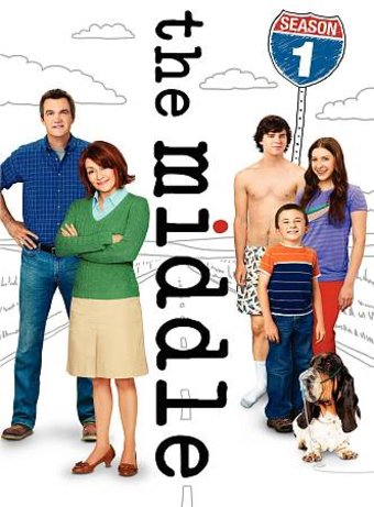 The Middle - Season 1 (3-DVD)