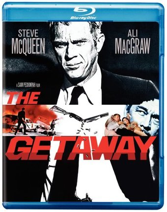 The Getaway (Blu-ray, Deluxe Edition)