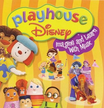 Playhouse Disney: Imagine and Learn with Music
