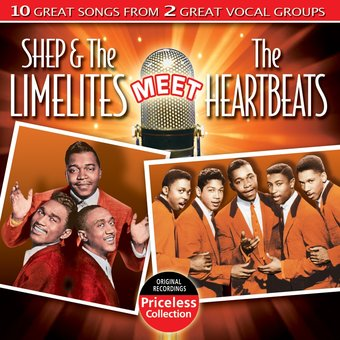 Shep & The Limelites Meet The Heartbeats