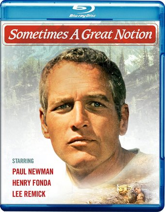 Sometimes a Great Notion (Blu-ray)