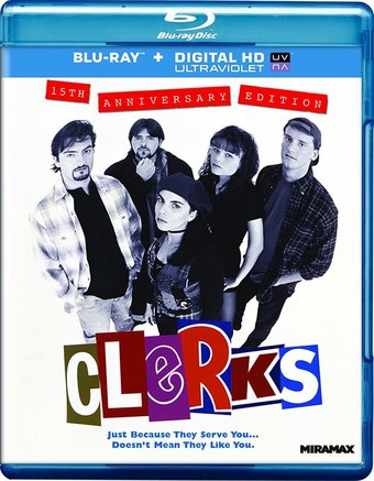 Clerks (Blu-ray, 15th Anniversary Edition)