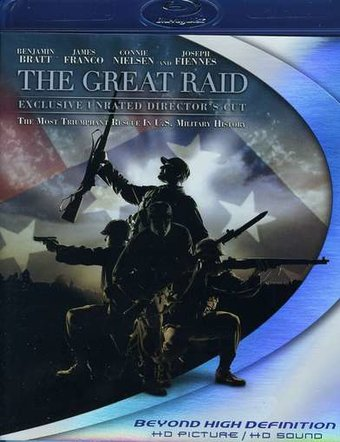The Great Raid (Blu-ray)