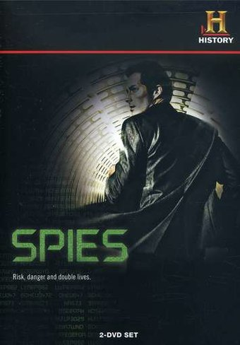 History Channel: Spies (2-DVD)