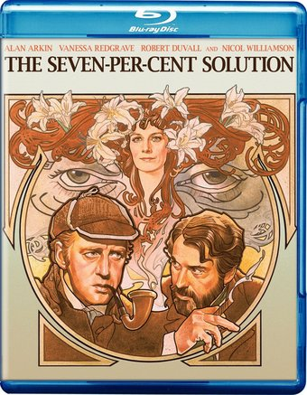 The Seven-Per-Cent Solution (Blu-ray + DVD)