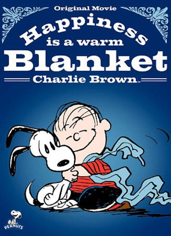 Peanuts - Happiness Is a Warm Blanket, Charlie