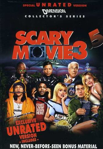 Scary Movie 3 (SCARY MOVIE 3.5 SPECIAL EDITION)