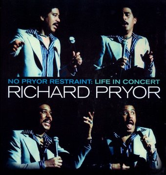 No Pryor Restraint: Life in Concert (7-CD + 2-DVD)