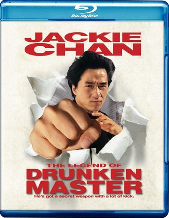 The Legend of Drunken Master (Blu-ray)