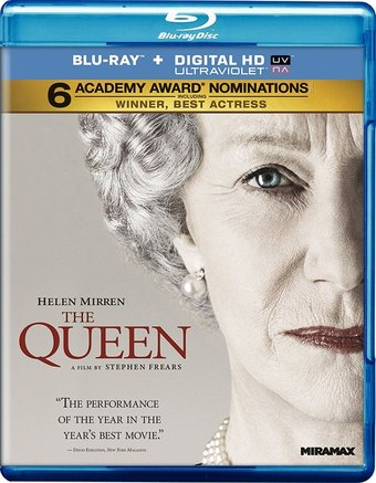 The Queen (Blu-ray)