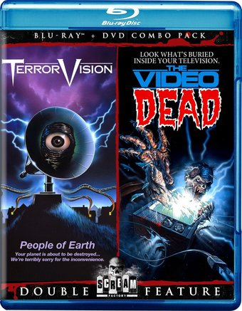 Terrorvision / The Video Dead (Blu-ray + DVD)