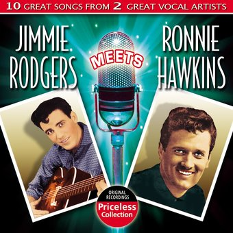 Jimmie Rodgers Meets Ronnie Hawkins