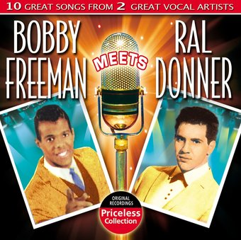Bobby Freeman Meets Ral Donner