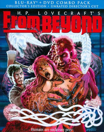 From Beyond (Blu-ray + DVD)