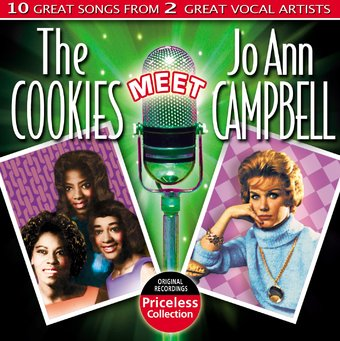 The Cookies Meet Jo Ann Campbell