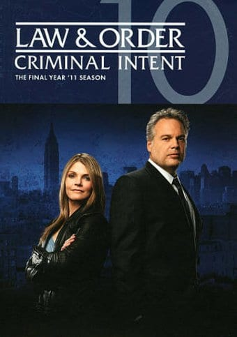 Law & Order: Criminal Intent - Year 10 (Final)