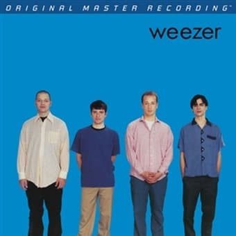 Weezer (Blue Cover) (180GV)