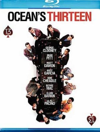 Ocean's Thirteen (Blu-ray)