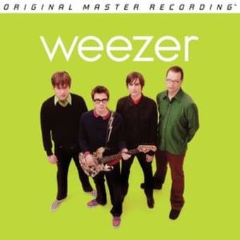 Weezer (Green Cover) (180GV)