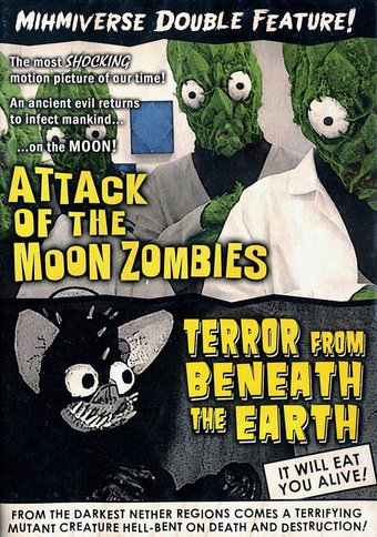 Retro Underground Cinema - Attack of the Moon
