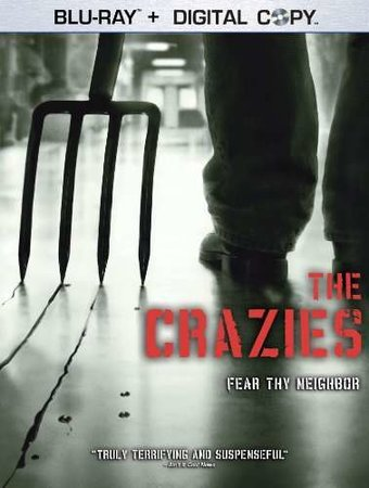 The Crazies (Blu-ray, Includes Digital Copy)