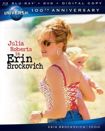 Erin Brockovich (Blu-ray + DVD)