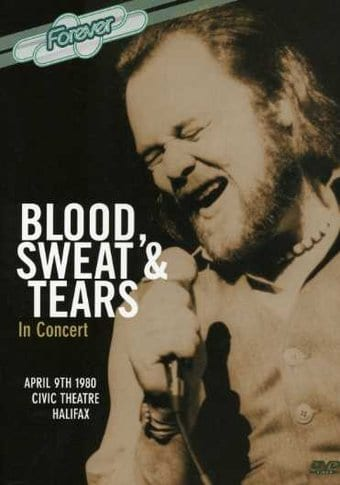 Blood, Sweat & Tears - In Concert [Import]