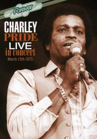 Charley Pride: Live in Concert - 15th March 1975