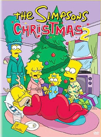 The Simpsons - The Simpsons Christmas 2