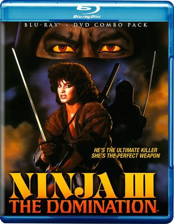 Ninja III: The Domination (Blu-ray + DVD)