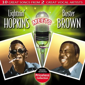 Lightnin' Hopkins Meets Buster Brown
