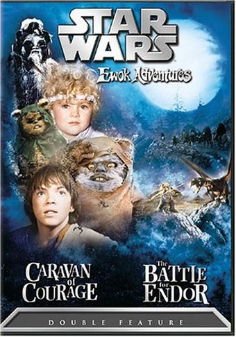 Star Wars Ewok Adventures: Caravan of Courage /