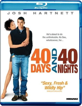 40 Days and 40 Nights (Blu-ray)