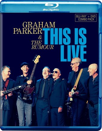 Graham Parker & the Rumour - This Is Live