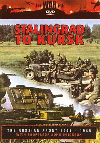 WWII - Russian Front 1941-1945: Stalingrad to