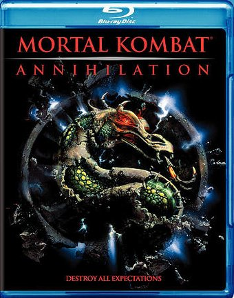Mortal Kombat - Annihilation (Blu-ray)
